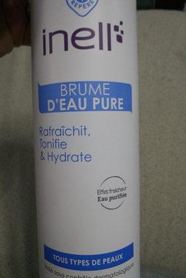 Brume d aeau pure - Product
