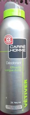 Déodorant Vétiver - Produit
