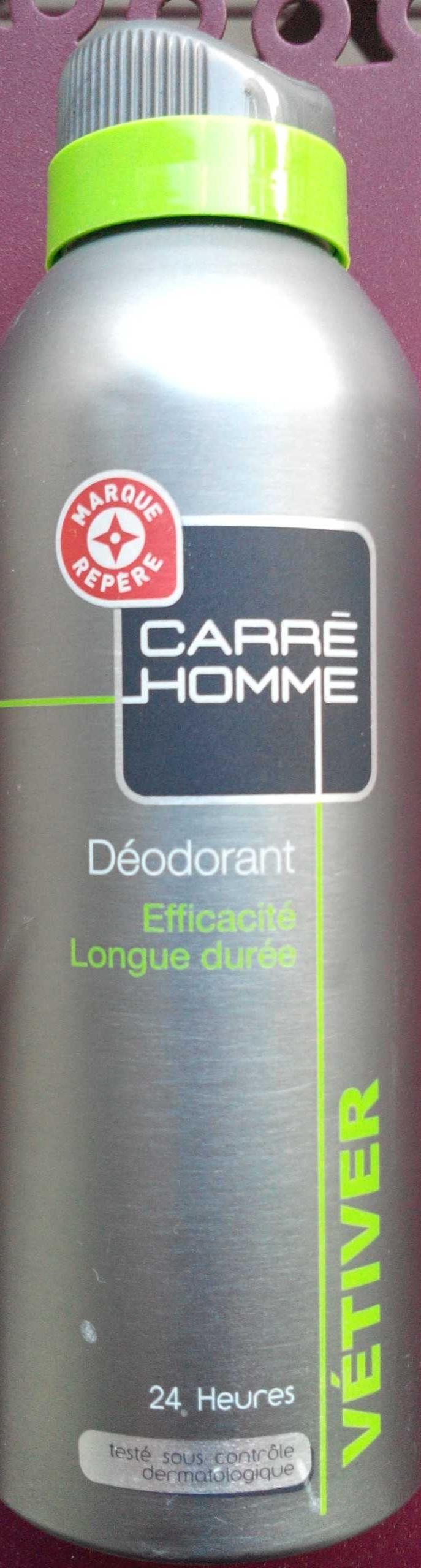 Déodorant Vétiver - Produit - fr