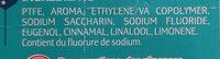 Fil interdentaire - Ingredients - fr