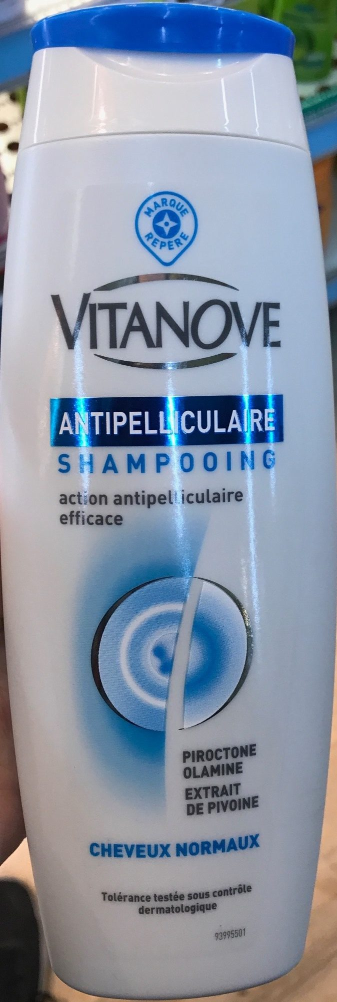 Antipelliculaire Shampooing - Product - fr