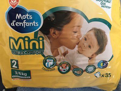 Mots d'enfants - Product - fr