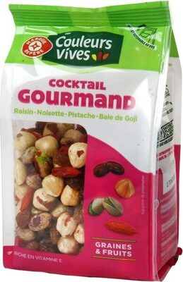 Cocktail gourmand - Product - fr