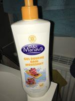 Gel douche bain moussant - Produit - fr