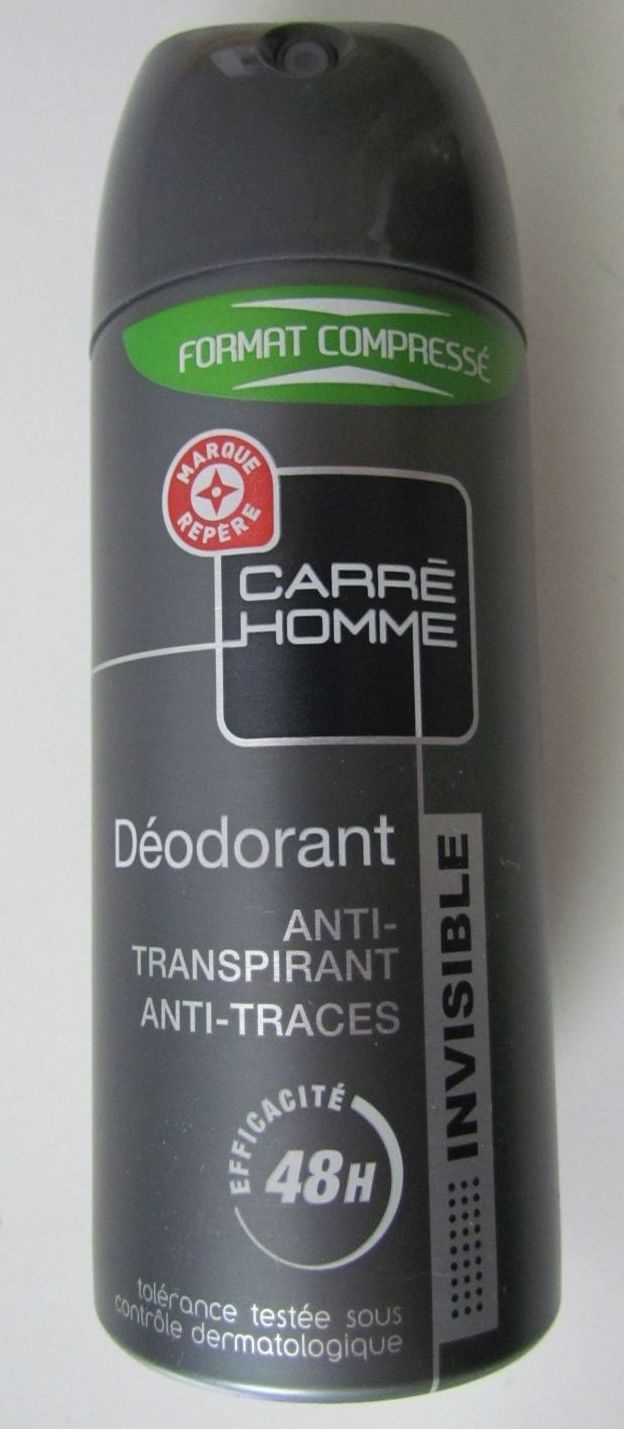 Déodorant Invisible 48H - Product