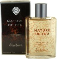 Eau de toilette nature de feu - Product - fr