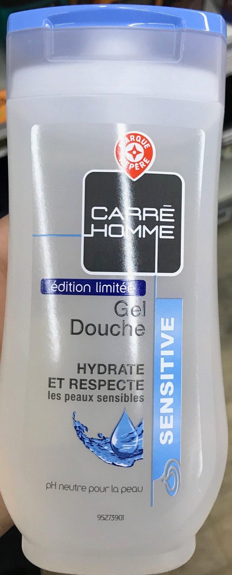 Gel douche Sensitive édition limitée - Product