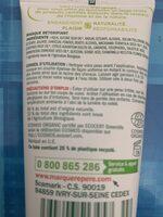 Masque Détox - Instruction de recyclage et/ou information d'emballage - fr