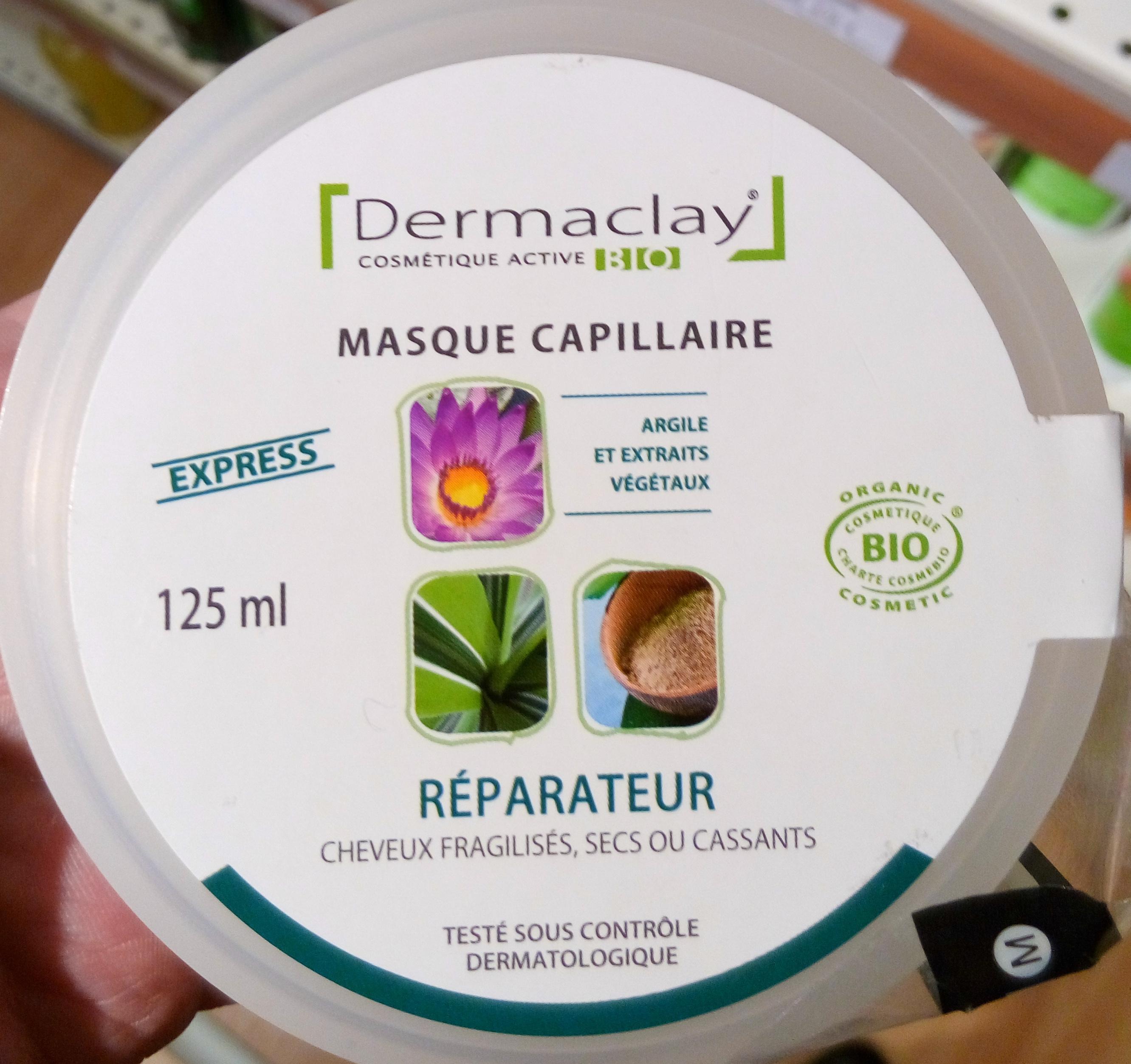 Masque capillaire réparateur - Product - fr