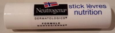 Stick lèvres nutrition formule norvégienne - Product
