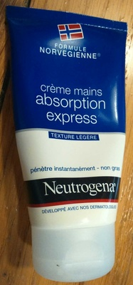 Crème mains absorption express - Product