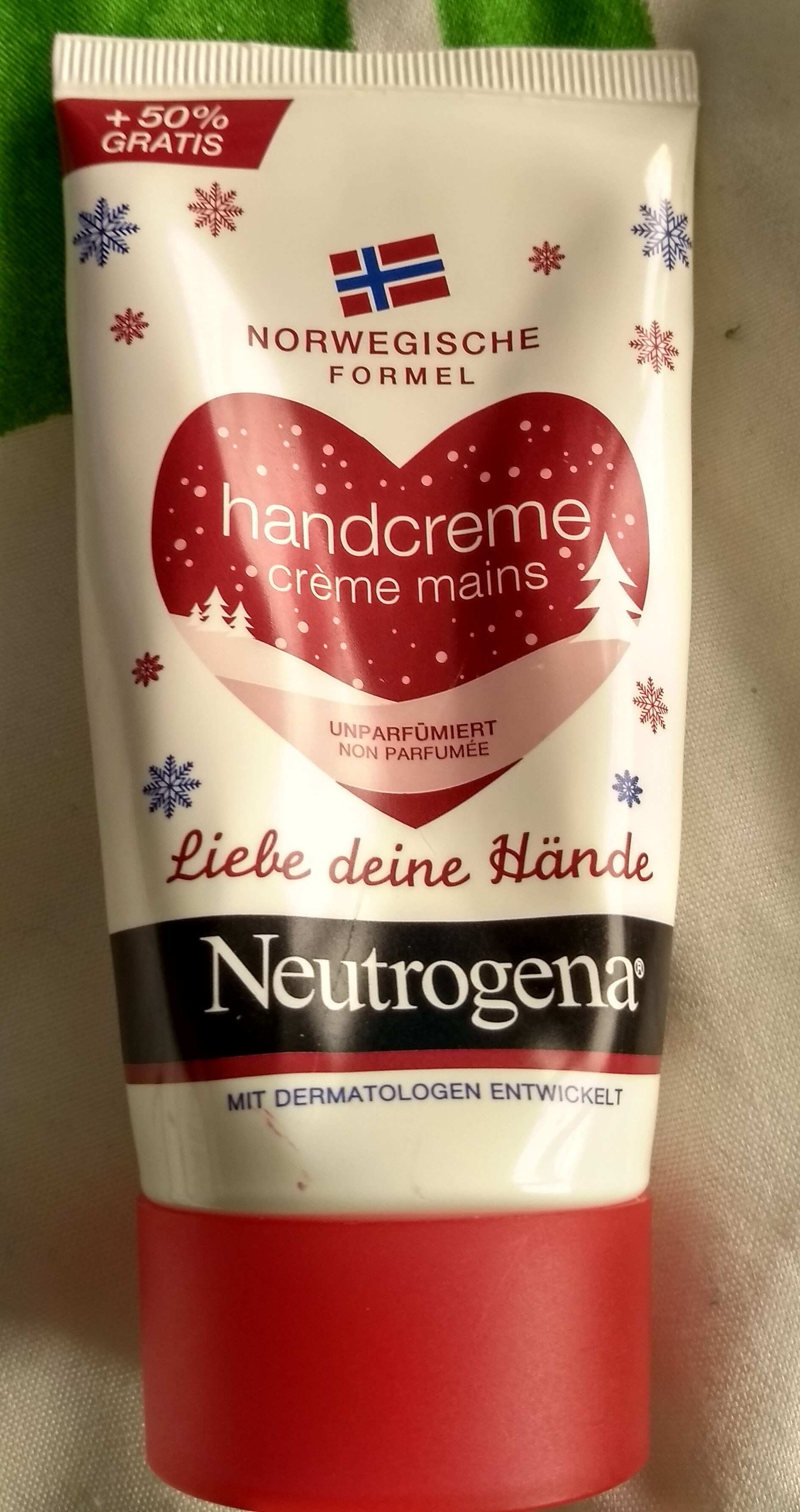 Crème mains - Product - fr