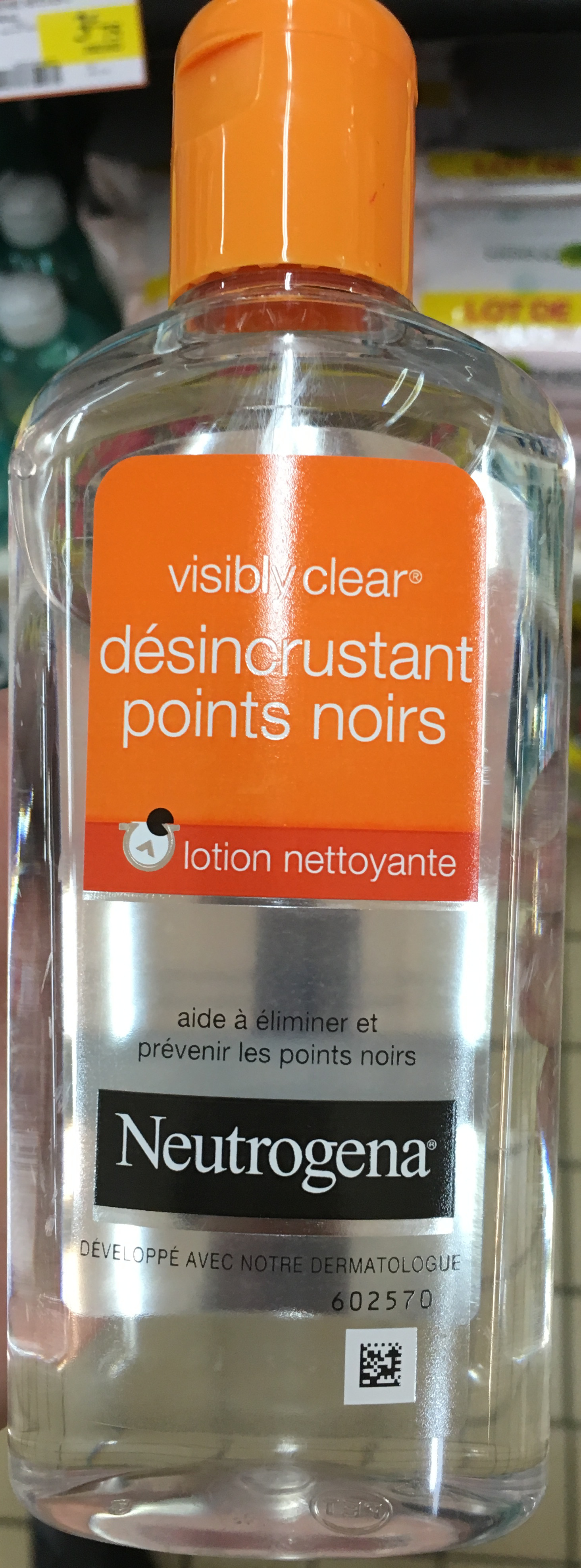 Visibly Clear Désincrustant points noirs lotion nettoyante - Product - fr