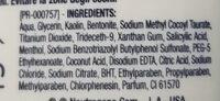DEEP CLEAN 2 in 1 pure frische - Ingrédients - fr