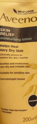 Skin Relief moisturising lotion - Produit - en