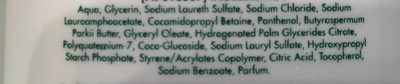 Cicabiafine - Baume Douche Hydratant Surgras - Ingredients