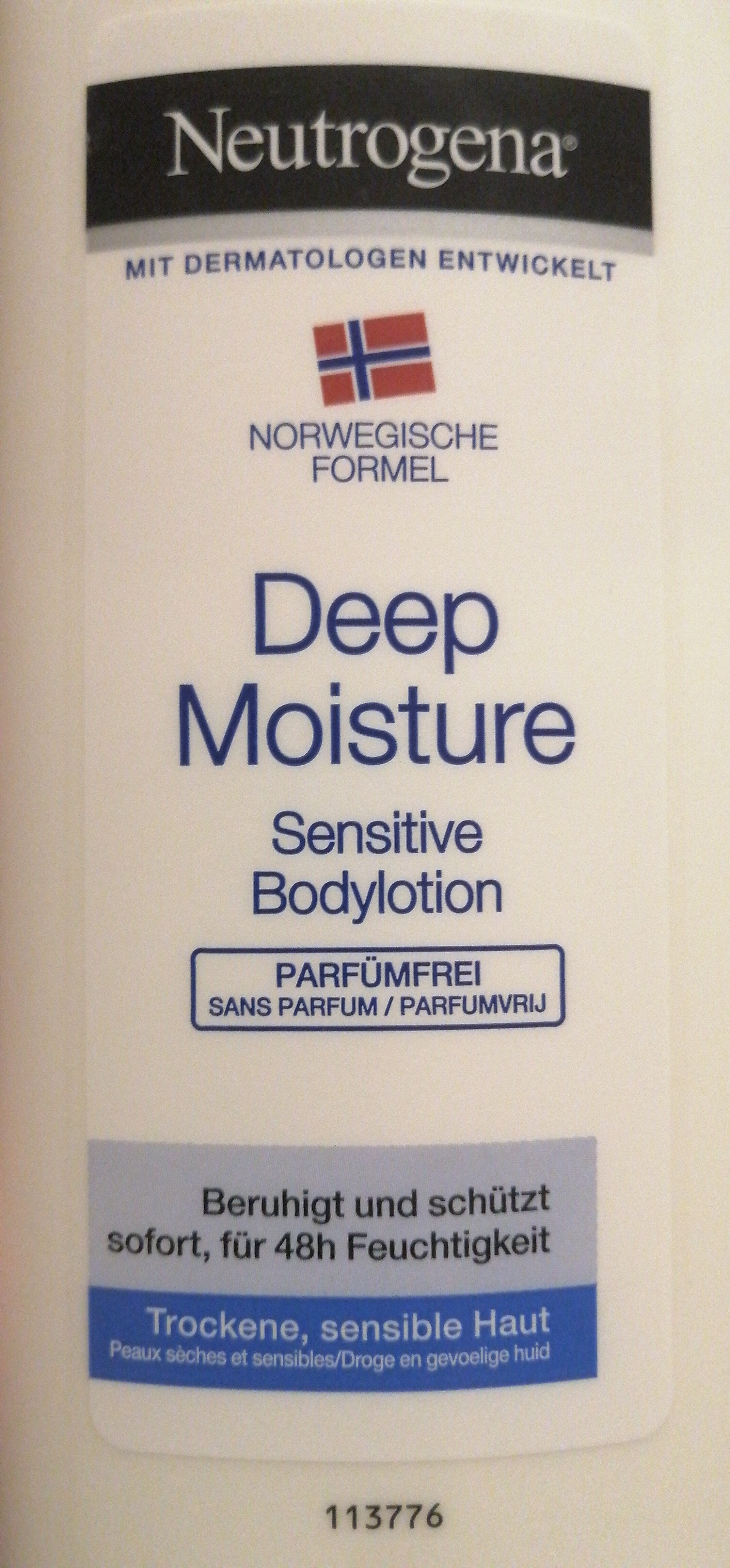 Deep Moisture - Produit - de