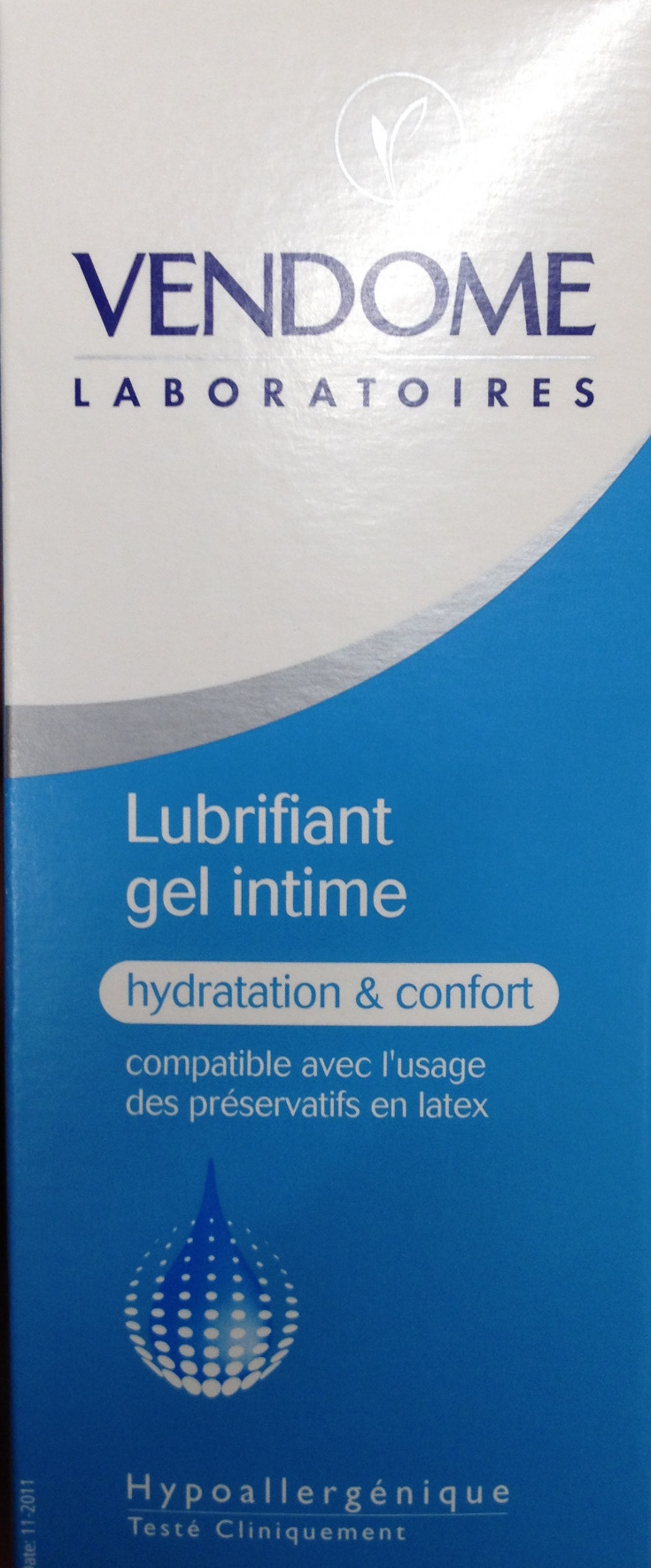 Lubrifiant gel intime - Product