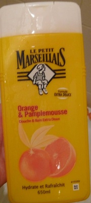 Douche & Bain Orange & Pamplemousse - Product