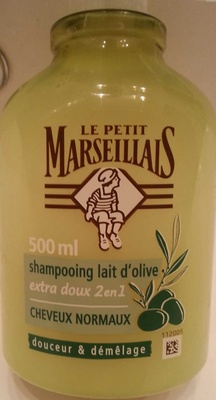 Shampooing lait d'olive - cheveux normaux - Product