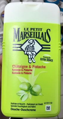Châtaigne & Pistache Douche - Produit
