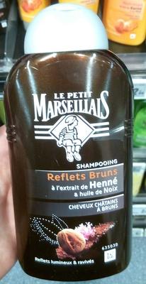 Shampooing Reflets Bruns - Produit