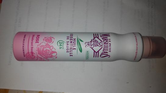 Déodorant huile essentielle de sauge - Product - en