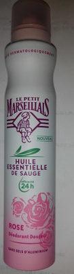 Déodorant huile essentielle de sauge - Produit - fr