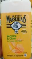 Verveine & Citron Gel douche Extra Doux - Produit