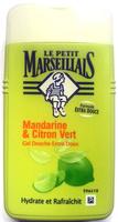 Gel douche extra doux Mandarine & citron vert - Product