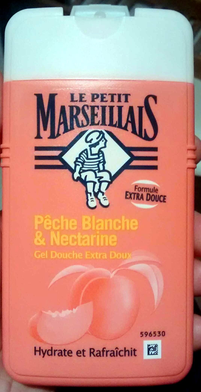Gel douche extra doux Pêche blanche & Nectarine - Produit