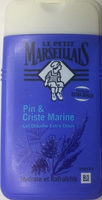 Pin & Criste Marine - Produit
