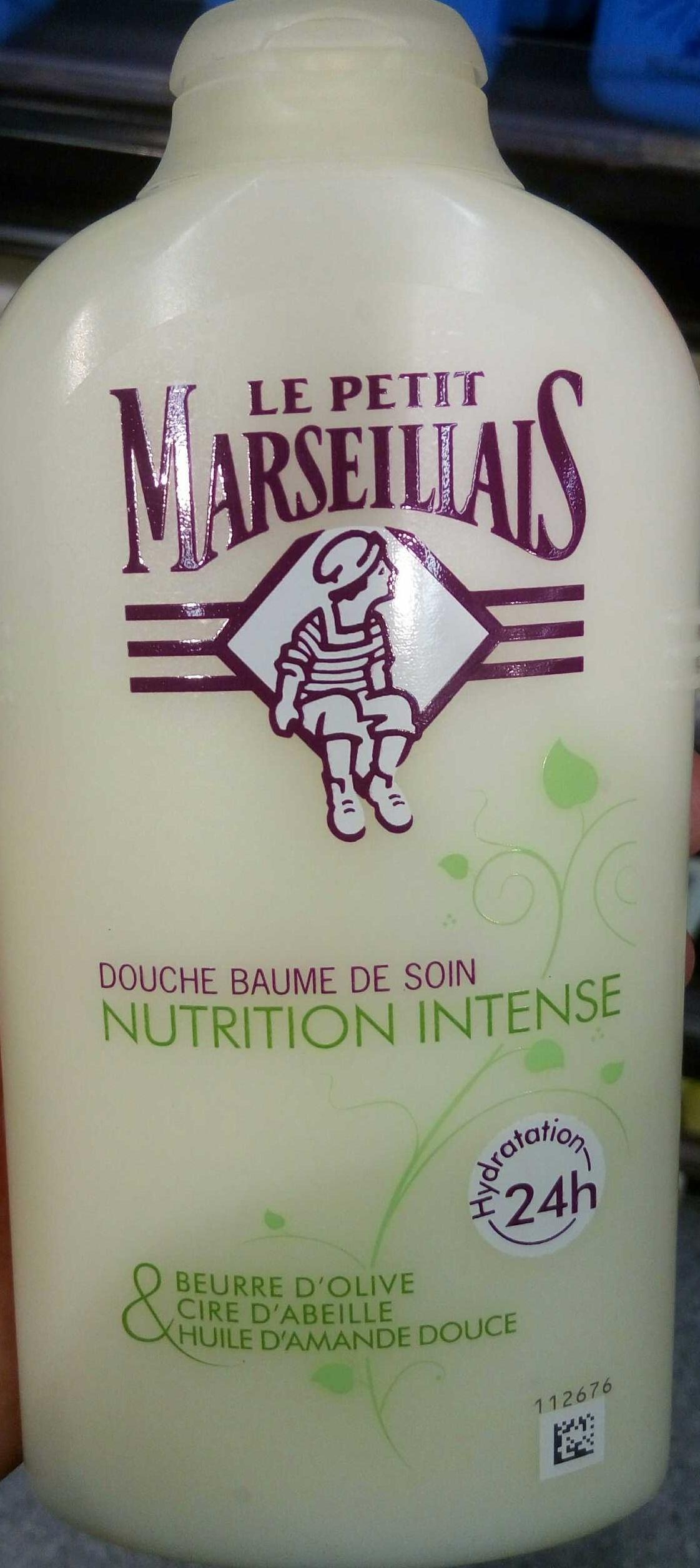 Douche Baume de soin Nutrition intense - Product