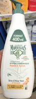 Lait hydratant hypoallergénique sève d'Aloe Vera & Calendula - Product - fr