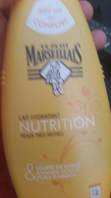 lait hydratant nutrition - Product - fr