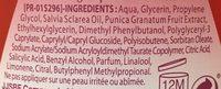 Déodorant huile essentielle de sauge - Ingredients