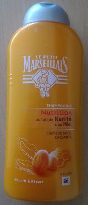 Shampooing Nutrition au lait de Karité & au Miel - Produit - fr