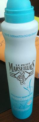 Déodorant soin marin fraîcheur 24h anti-traces - Product - fr