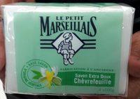 Savon extra doux chèvrefeuille - Produit