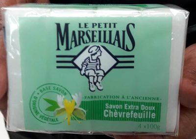 Savon extra doux chèvrefeuille - Product