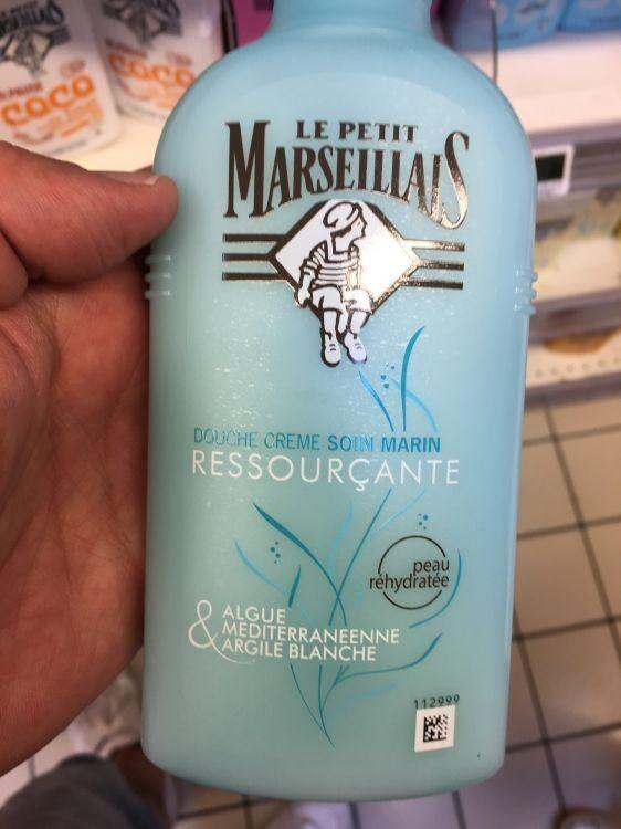 Douche crème soin marin ressourçante - Produit