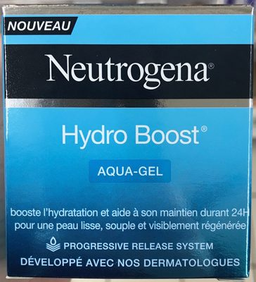 Hydro Boost Aqua-Gel - Product