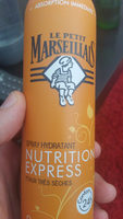 Spray hydratant Nutrition express - Product