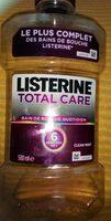 Listerine - Product - fr