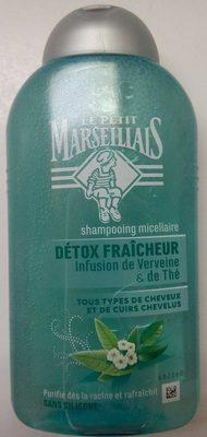 Shampooing Fraîcheur Détox - Product - fr