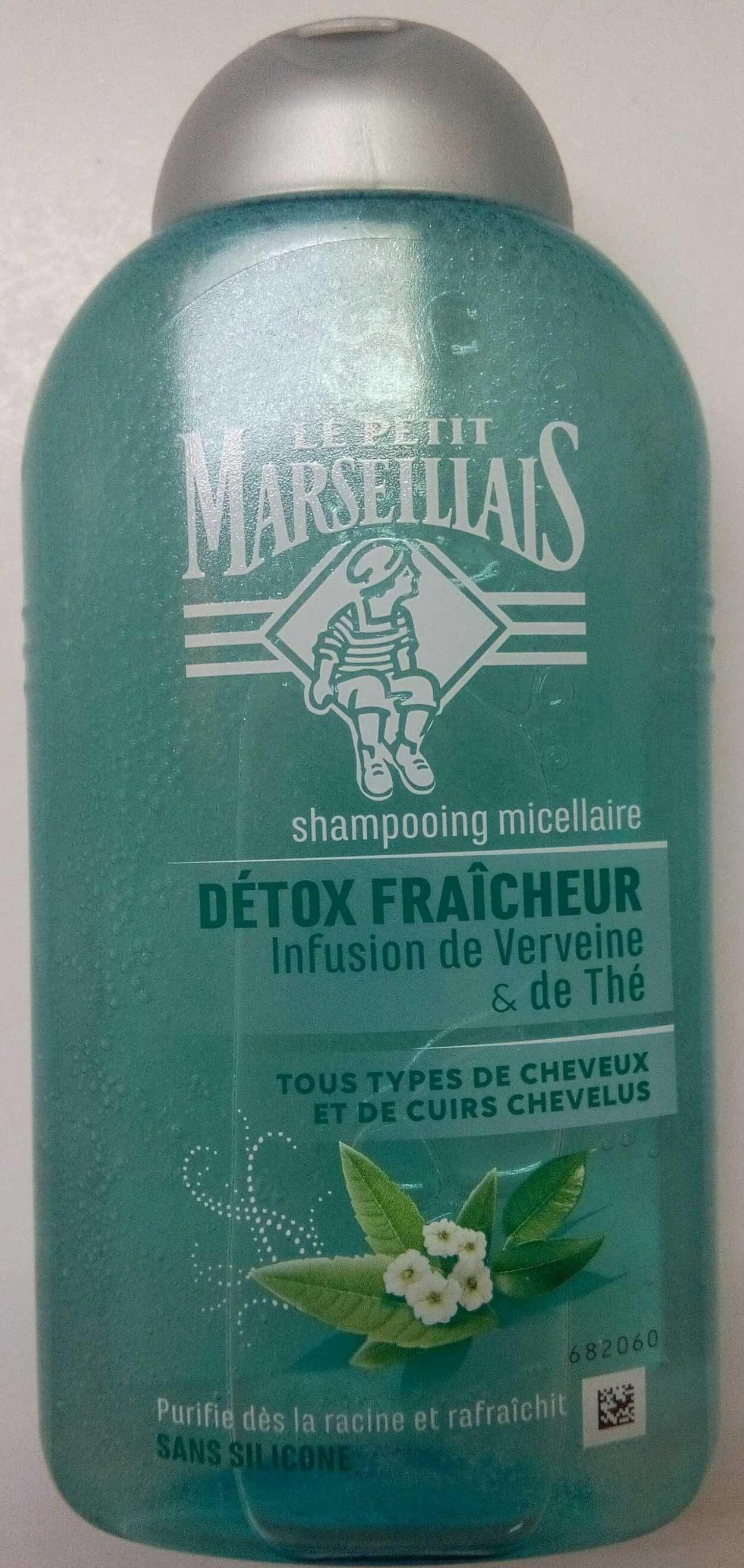 Shampooing Fraîcheur Détox - Produit - fr