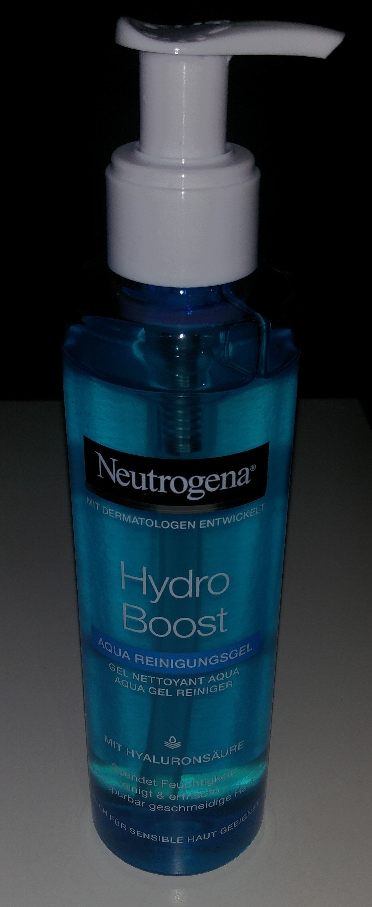 Hydro Boost Aqua Reinigungsgel - Product - de