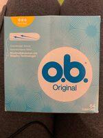 o.b. Original - Product - de