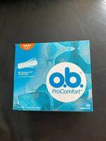 "ob pro Comfort * ""orange Super ••••"" (48 Stck) - Produit - de"