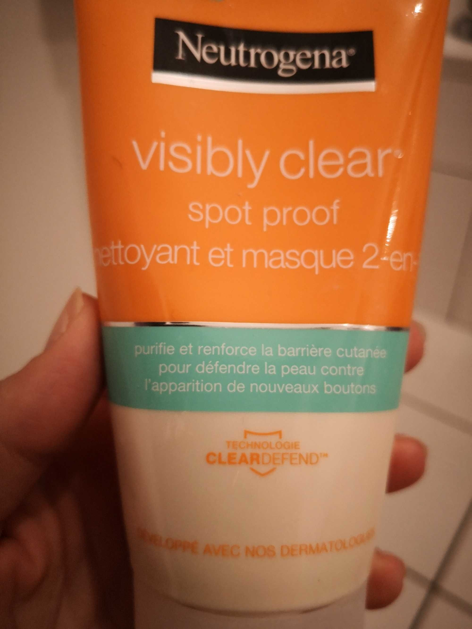 Visibly clear - Produit